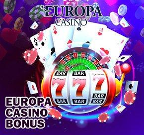 Europa Casino Bonus 007bets.com